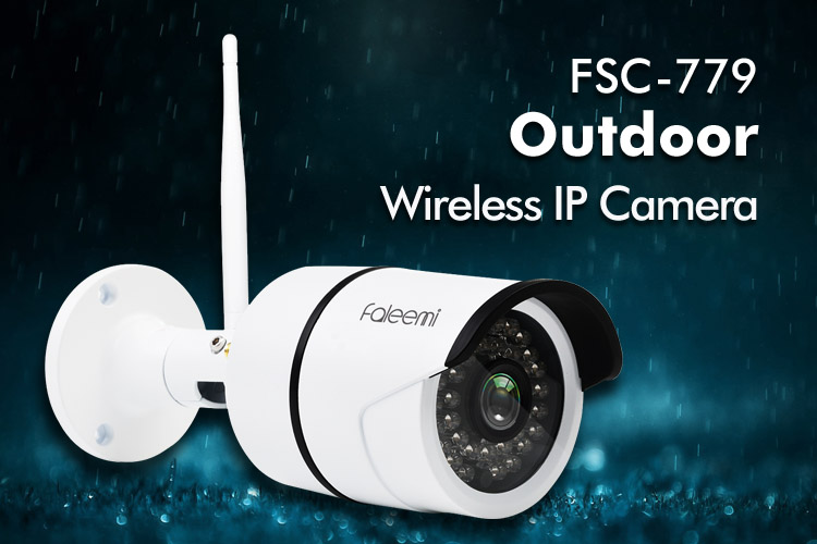 FSC 779 Outdoor Wireless IP Camera