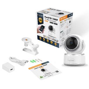 1080P PTZ Wireless IP Camera FSC882